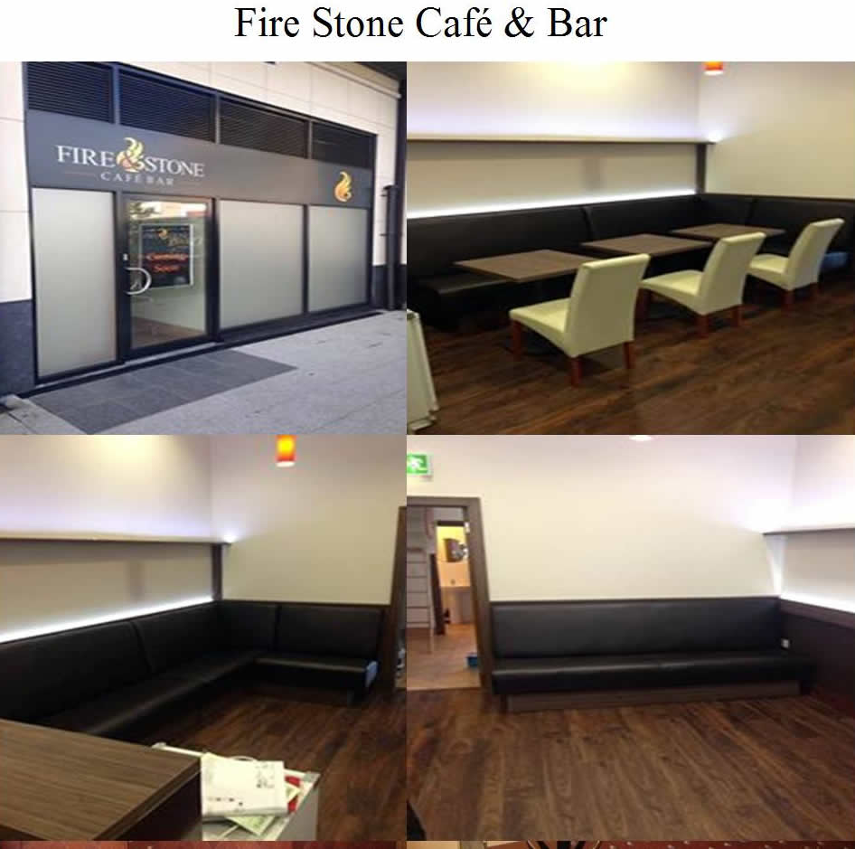 Fire Stone Cafe Bar