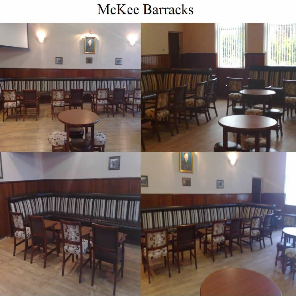 McKee Barracks